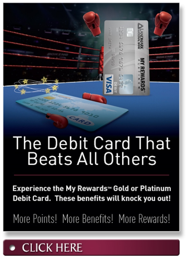 Debit Card Beats All Others